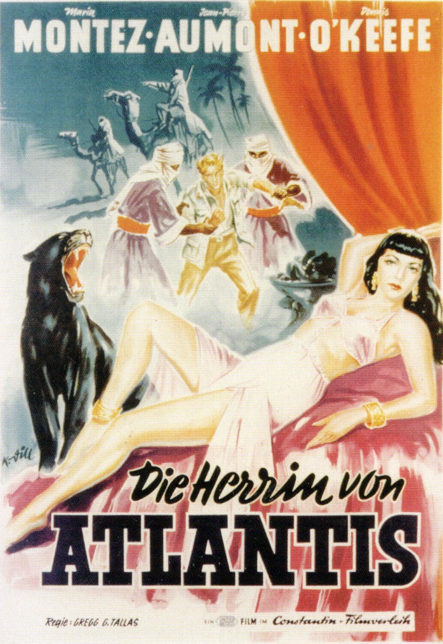 Siren of Atlantis (1949)