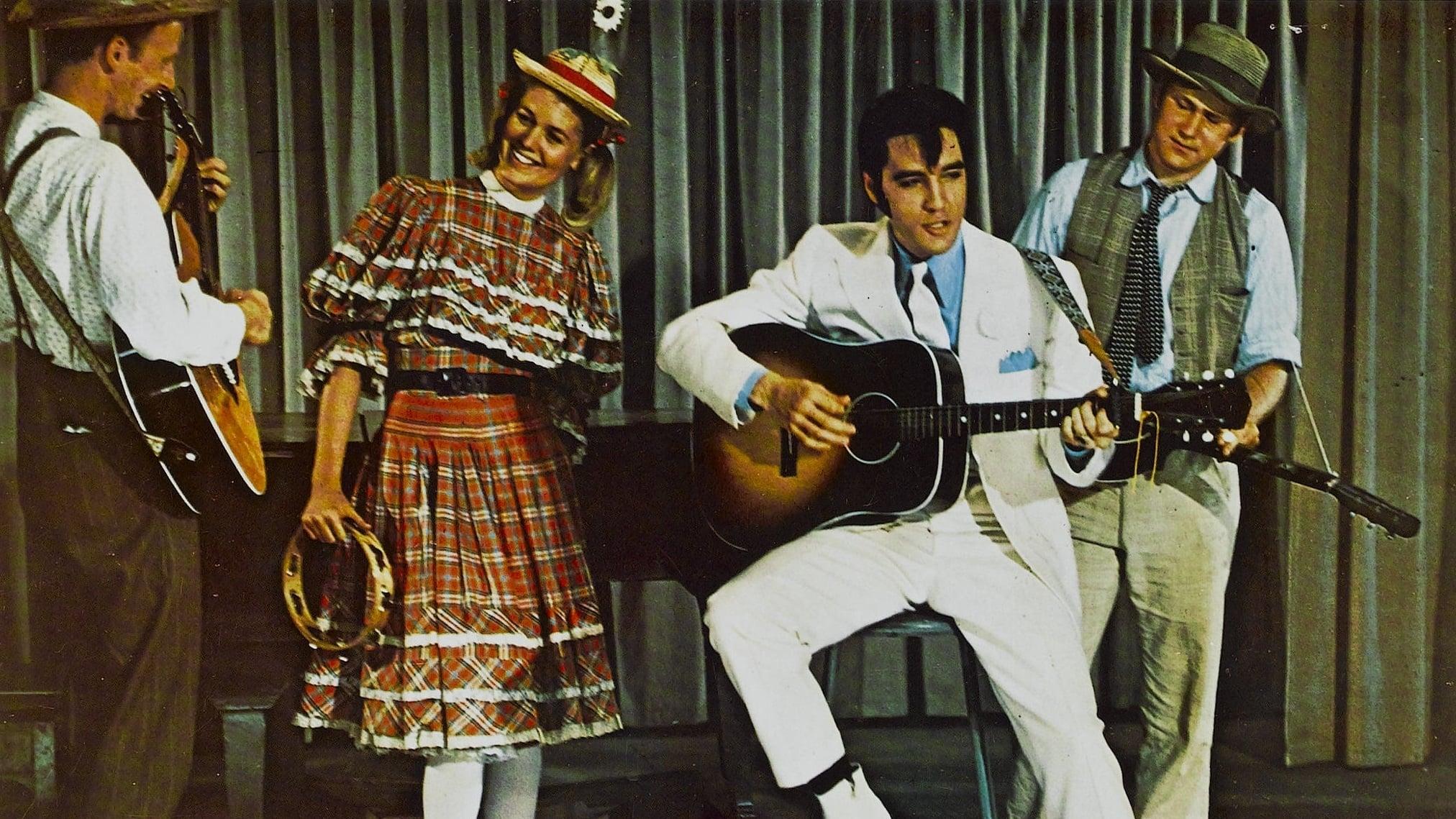 Filles et show business (1969)