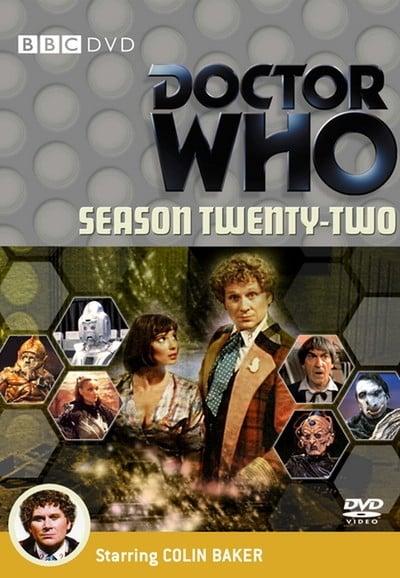Doctor Who Season 22