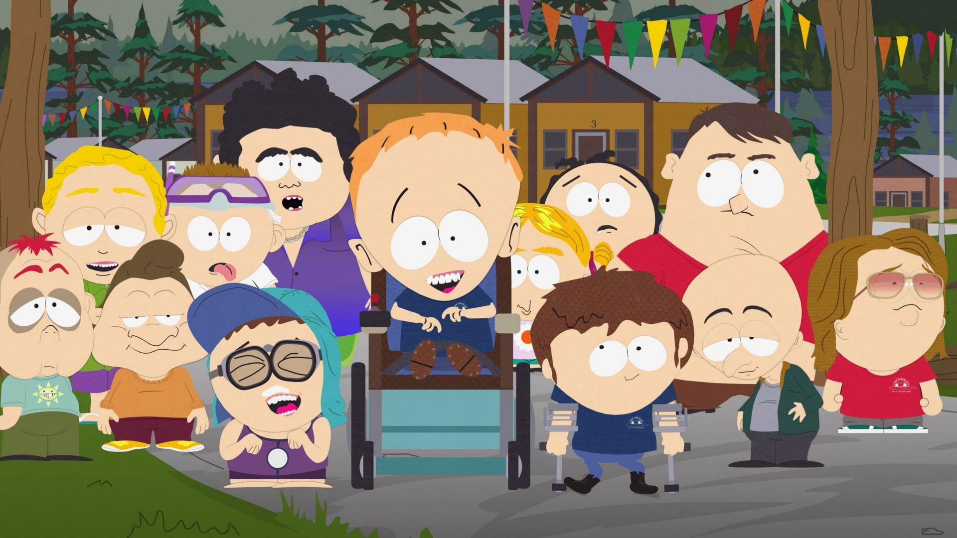 South Park Season 14 :Episode 7  Crippled Summer