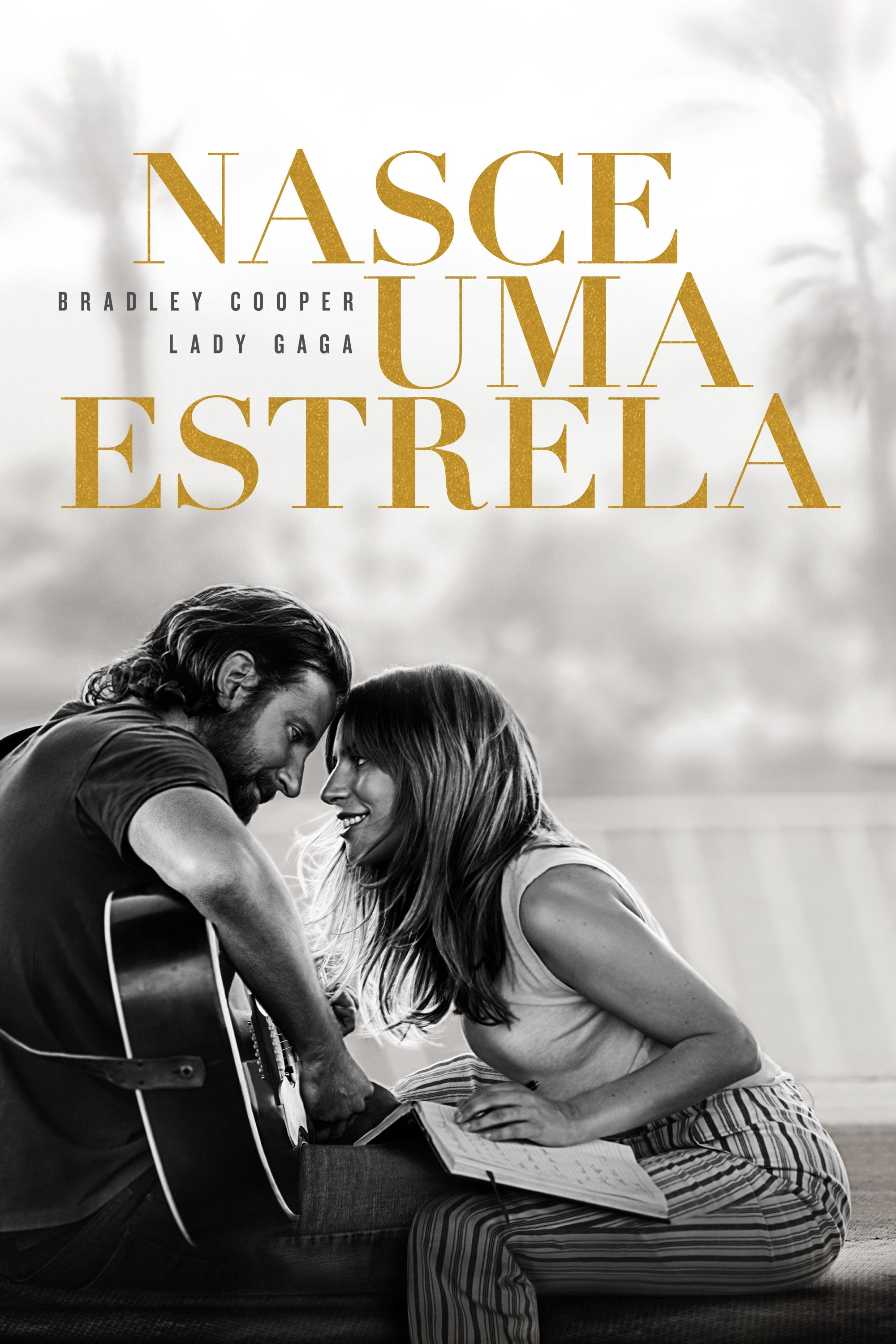 Poster and image movie Film A Star Is Born 2018