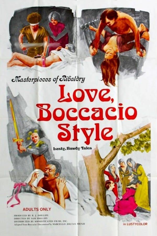Ver Love Boccaccio Style Online HD Español (1972)