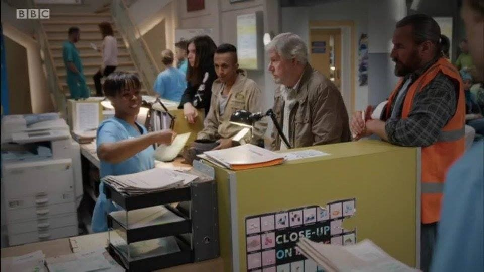 Casualty Season 31 :Episode 44  One