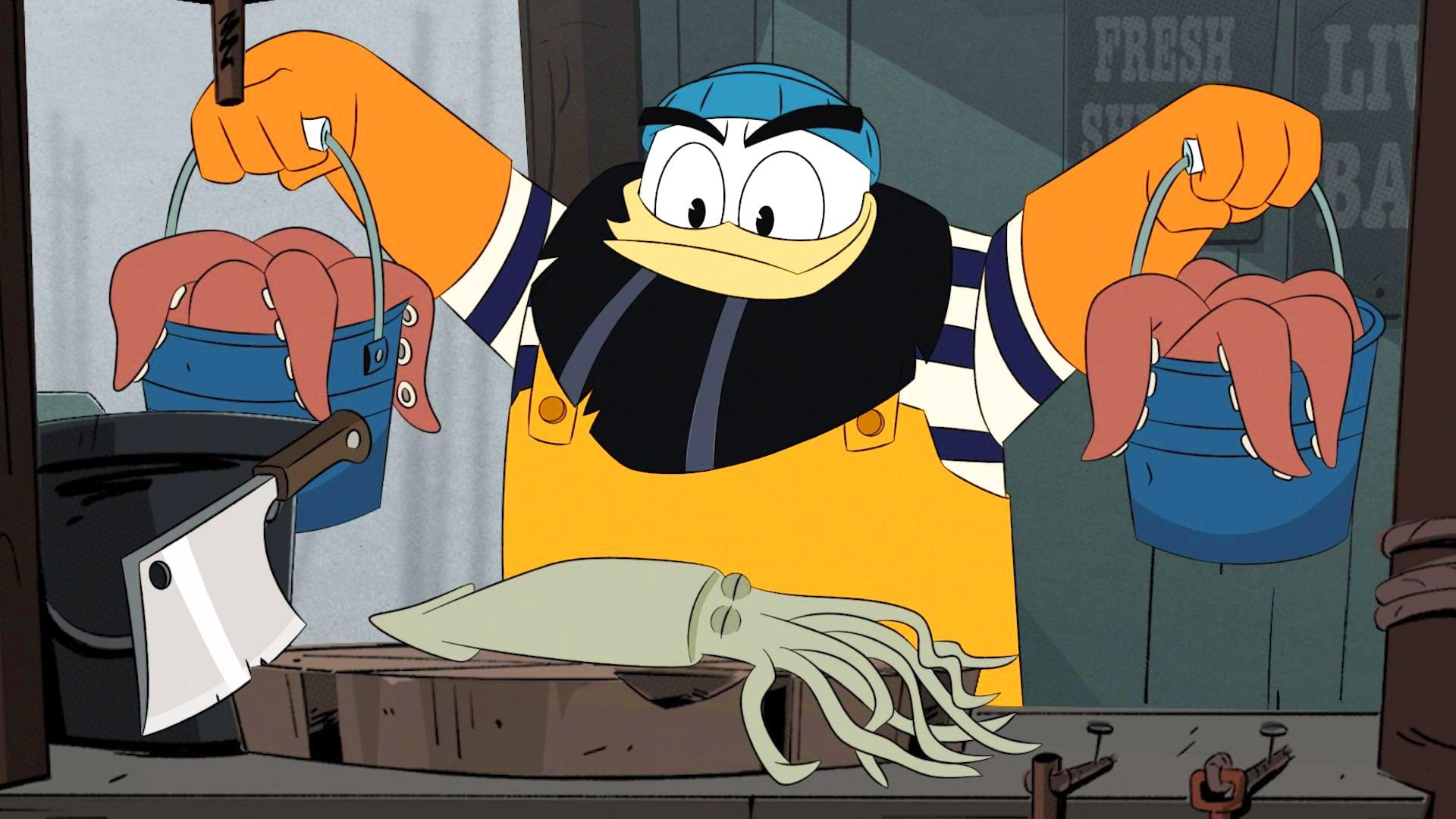 DuckTales Season 2 :Episode 3  The Ballad of Duke Baloney!