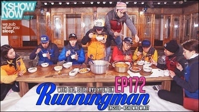 Running Man Season 1 :Episode 172  Ryu Hyunjin's Autumn MT