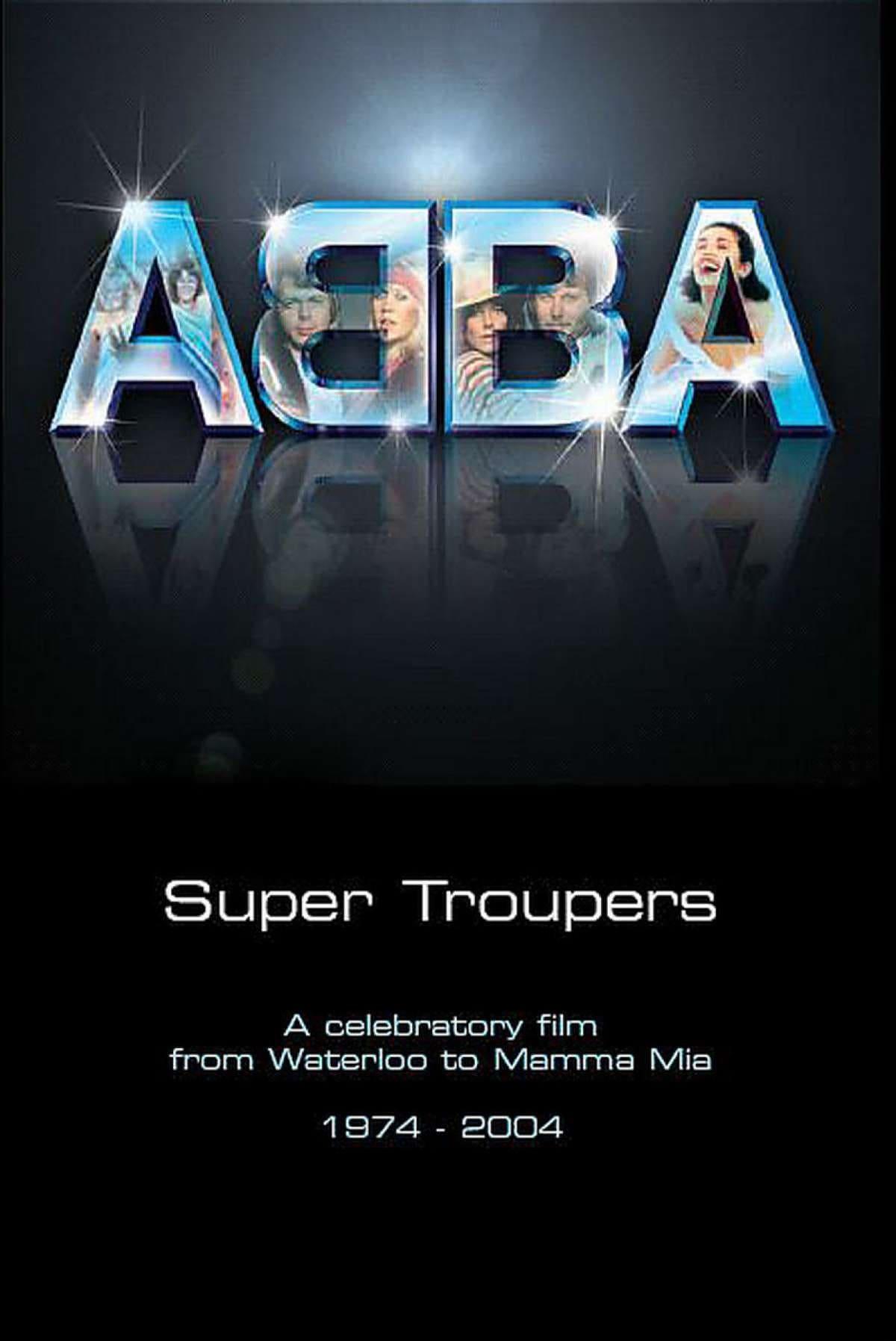 ABBA: Super Troupers (2004)