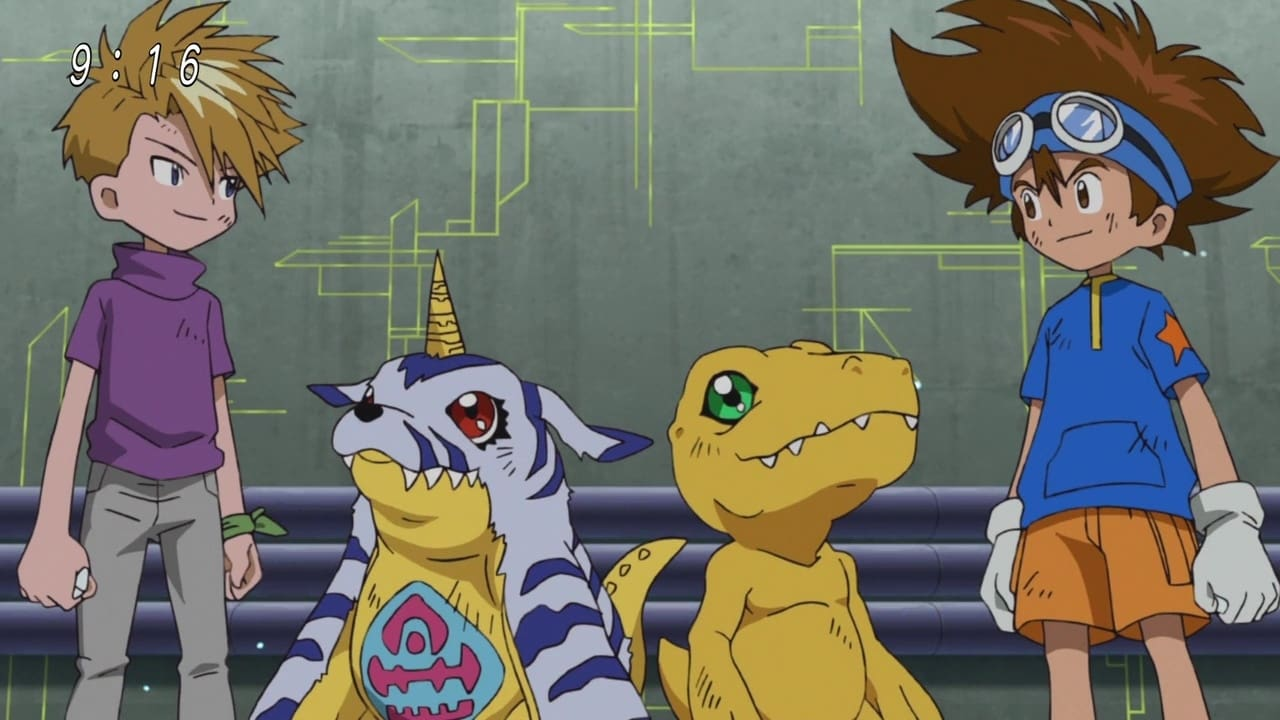 Digimon Adventure: Season 1 :Episode 17  The Battle In Tokyo Against Orochimon
