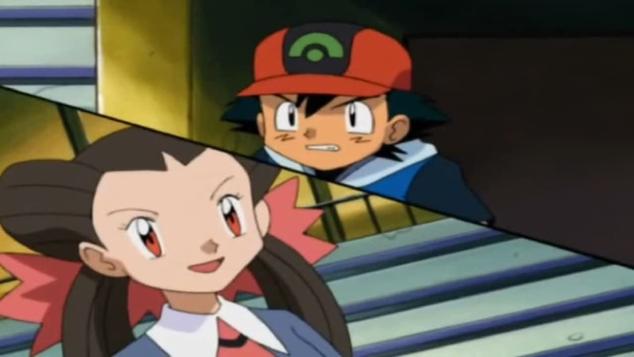 Pokémon Season 6 :Episode 16  Der erste offizielle Kampf