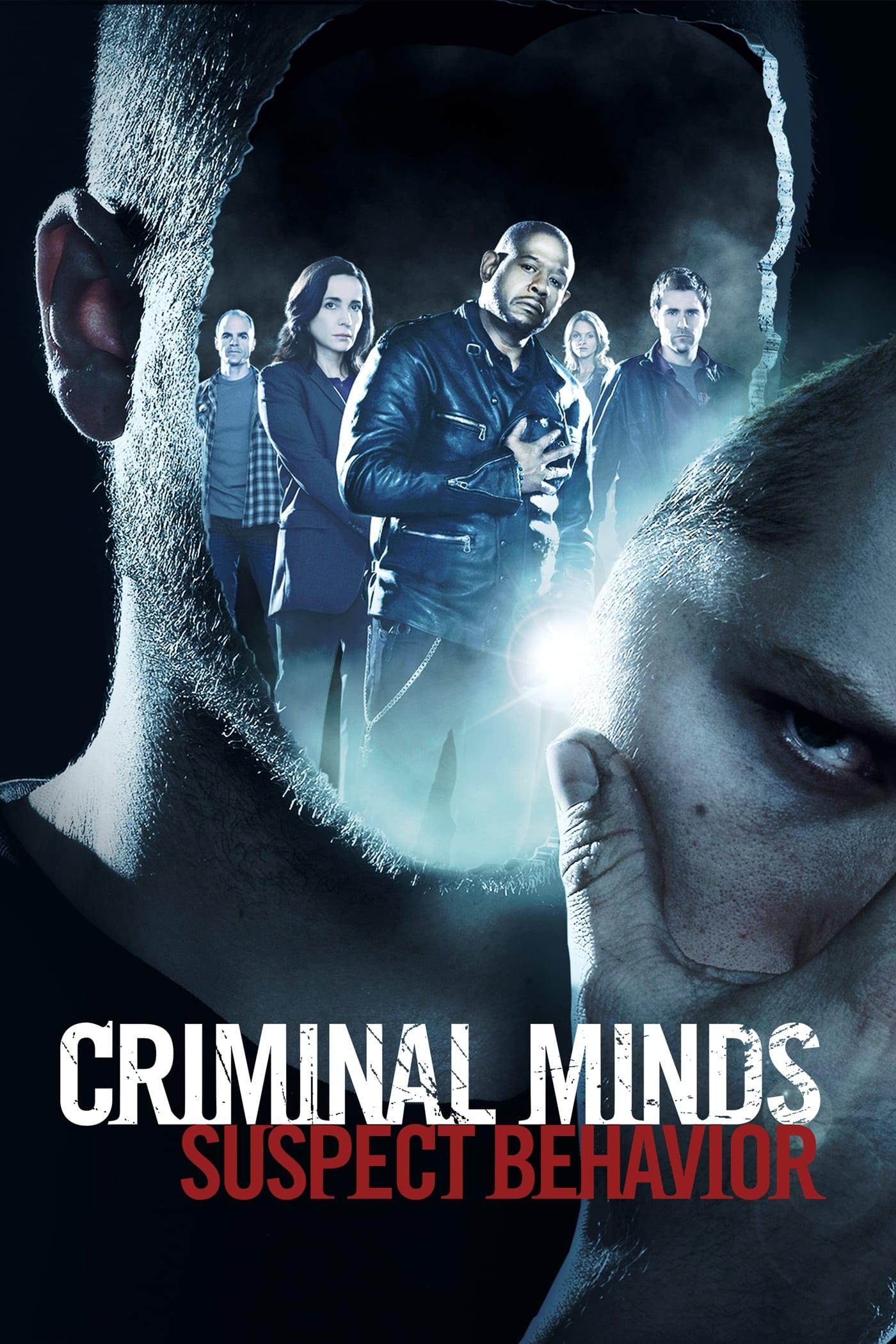 Criminal Minds: Suspect Behavior TV Shows About Crime Investigation