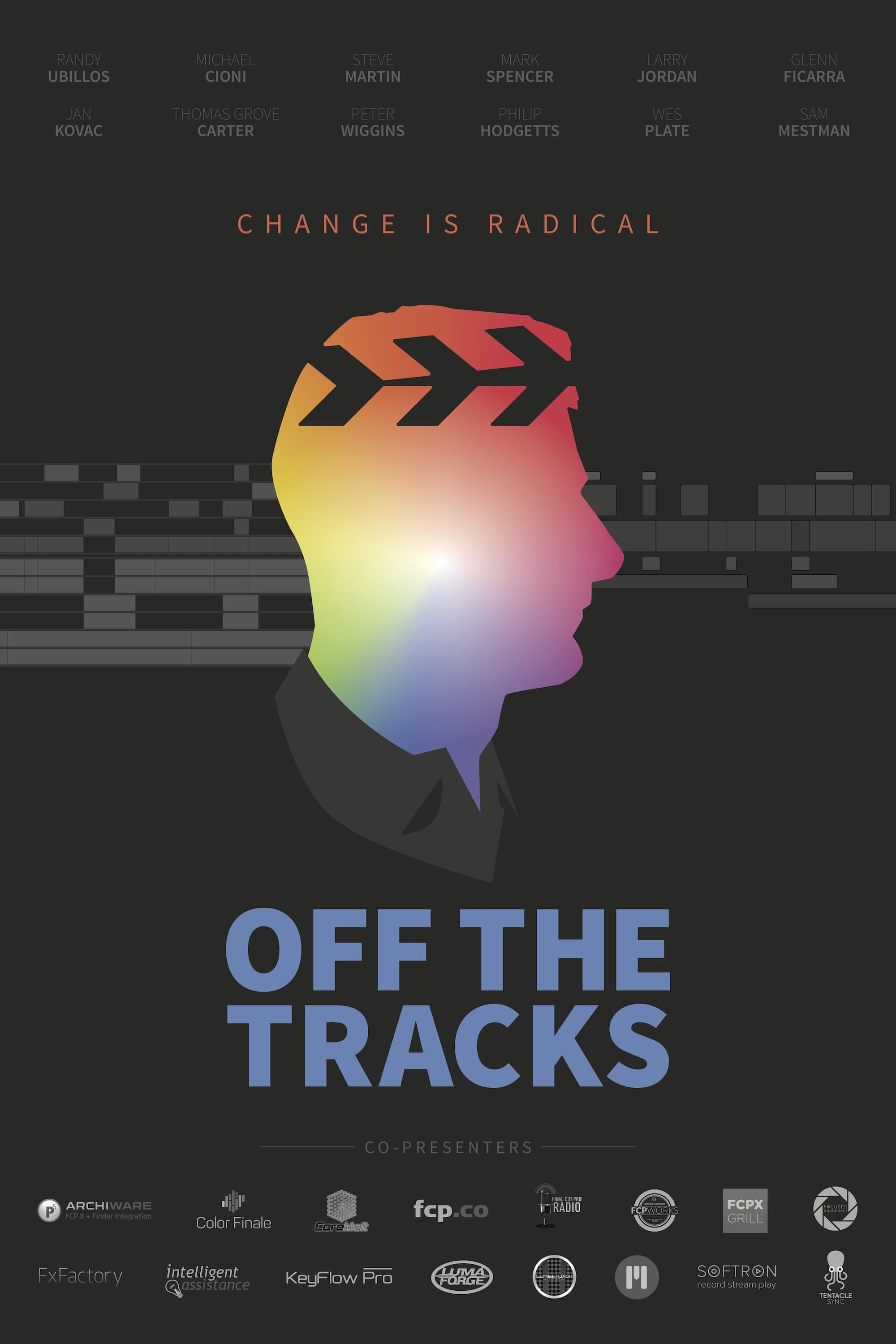 Ver Off The Tracks Online HD Español ()