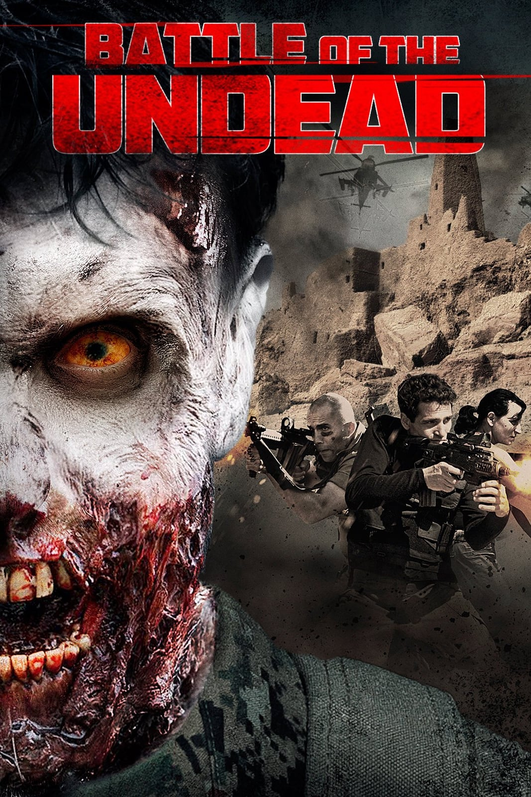 Battle of the Undead on FREECABLE TV