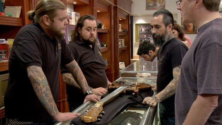 Pawn Stars Season 10 :Episode 33  Reach for Raphael