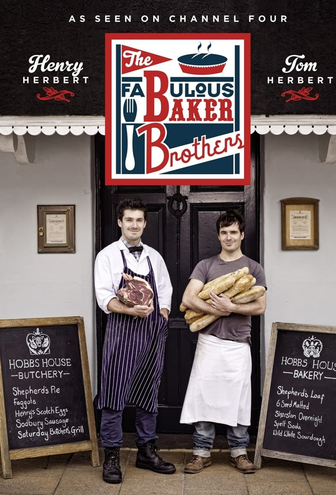 The Fabulous Baker Brothers TV Shows About Baking