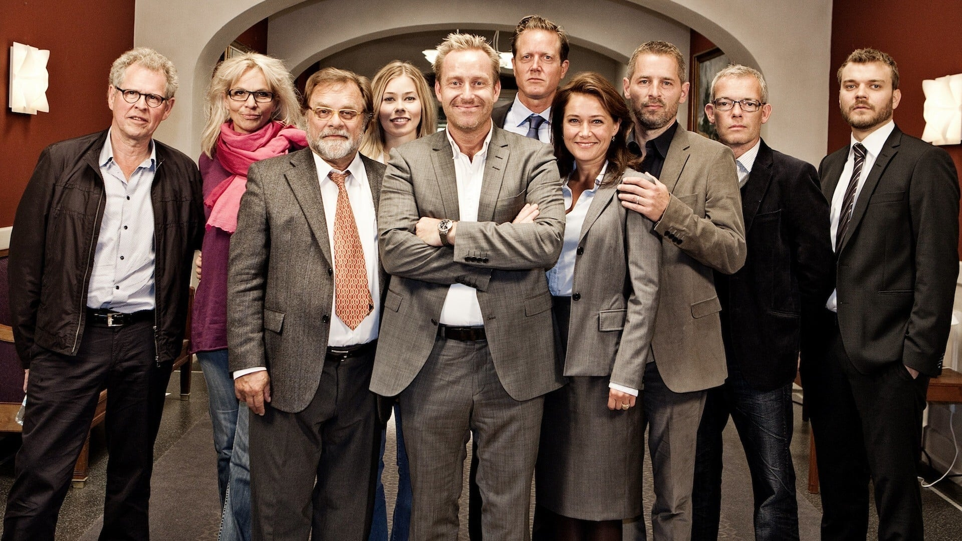 Borgen to release on Netflix near the end of June