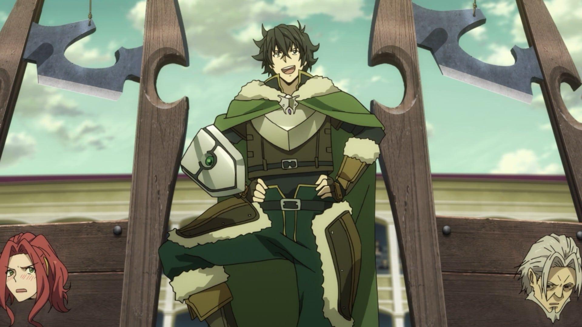 The Rising of The Shield Hero: Episodi 21