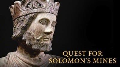 NOVA Season 38 :Episode 6  Quest for Solomon's Mines