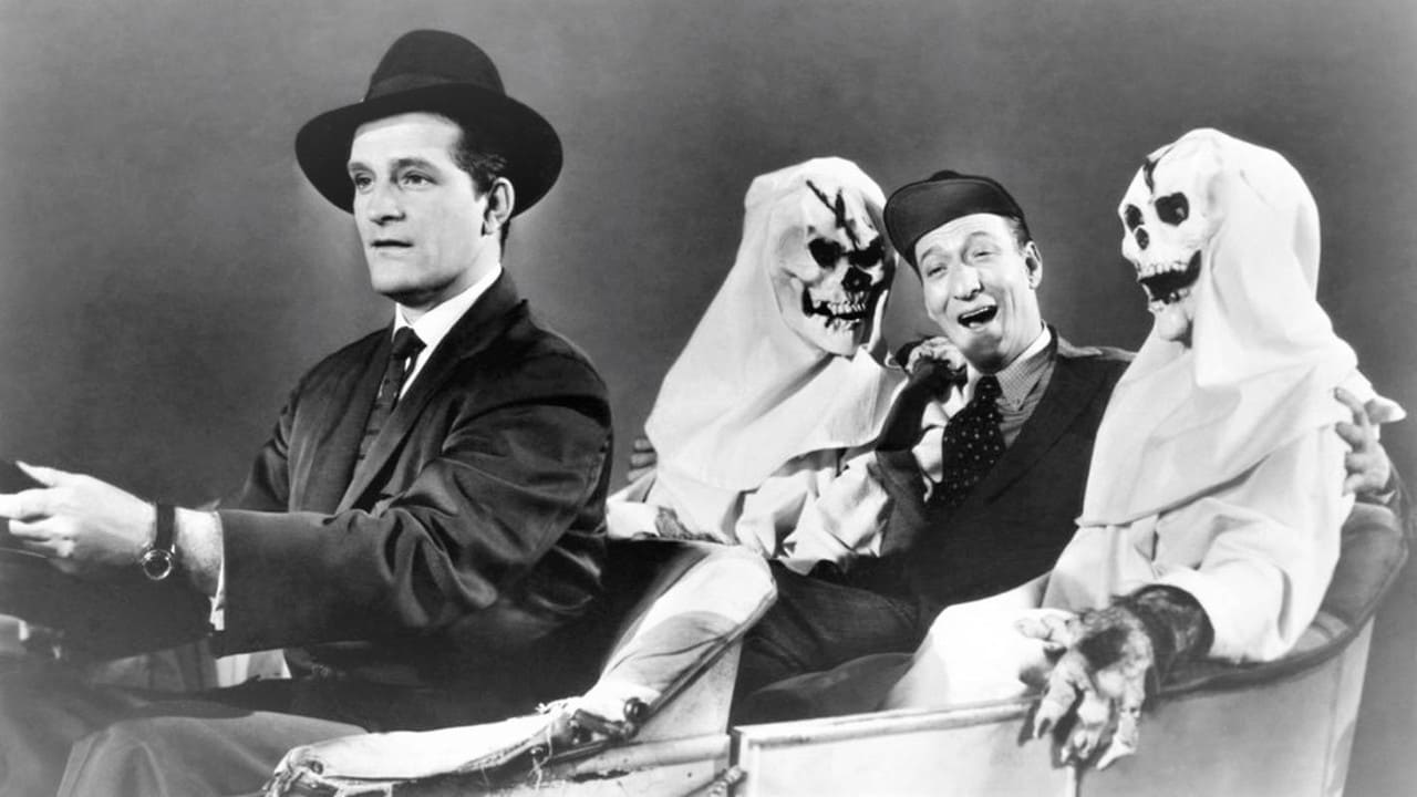 Spook Chasers (1957) - Backdrops — The Movie Database (TMDb)  Spook