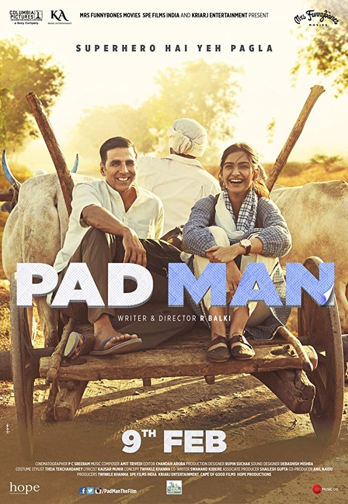 Padman Full Movie Direct Download