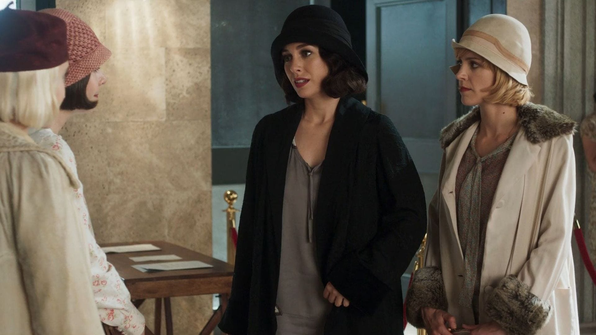 Cable Girls Season 2 :Episode 6  Loneliness