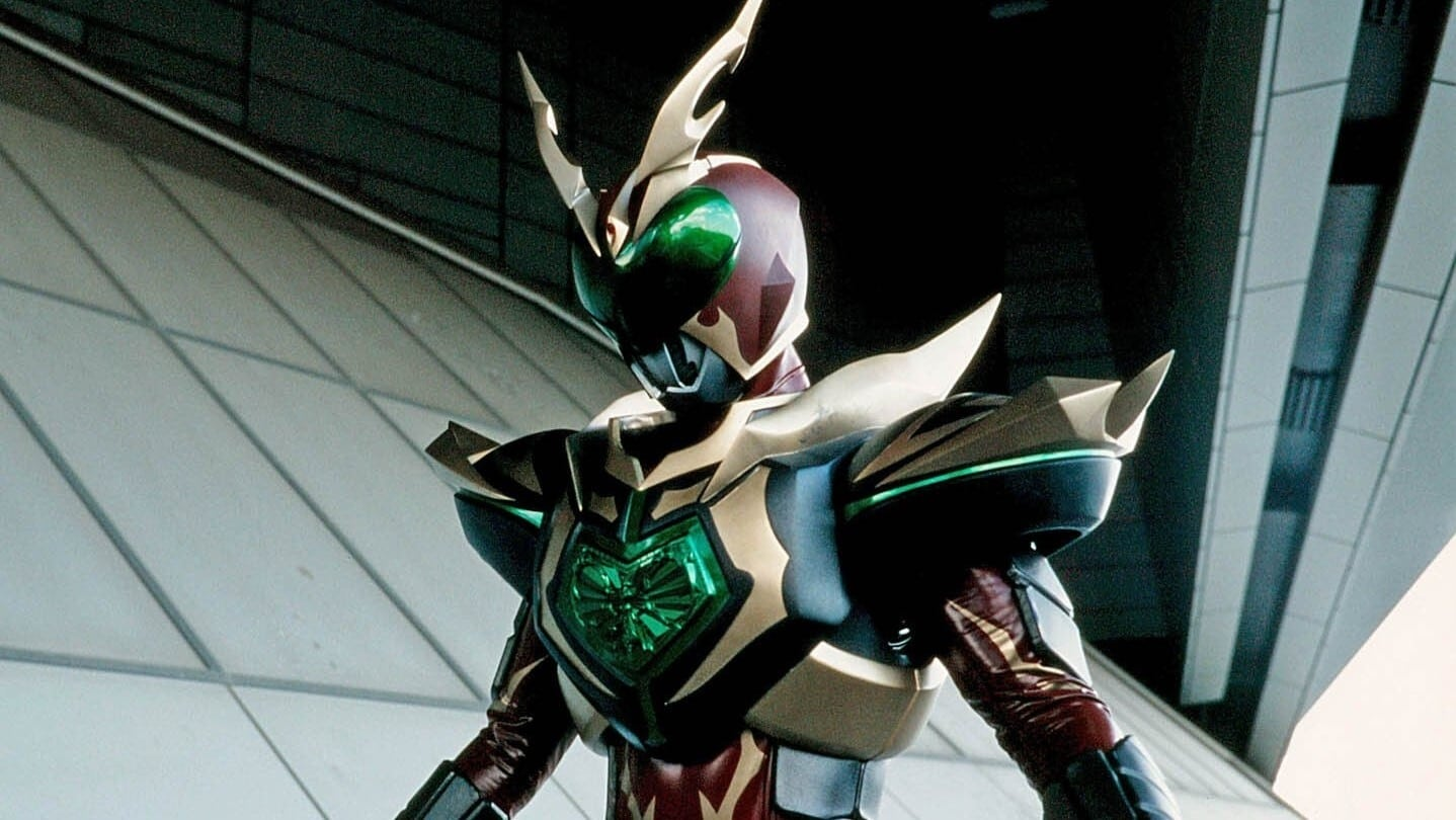 Kamen Rider Season 14 :Episode 38  One Who Takes Hold of Destiny