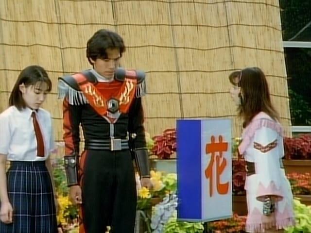 Super Sentai Season 22 :Episode 27  The Mummy's Allure