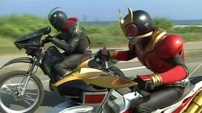 Kamen Rider Season 10 :Episode 32  Trouble