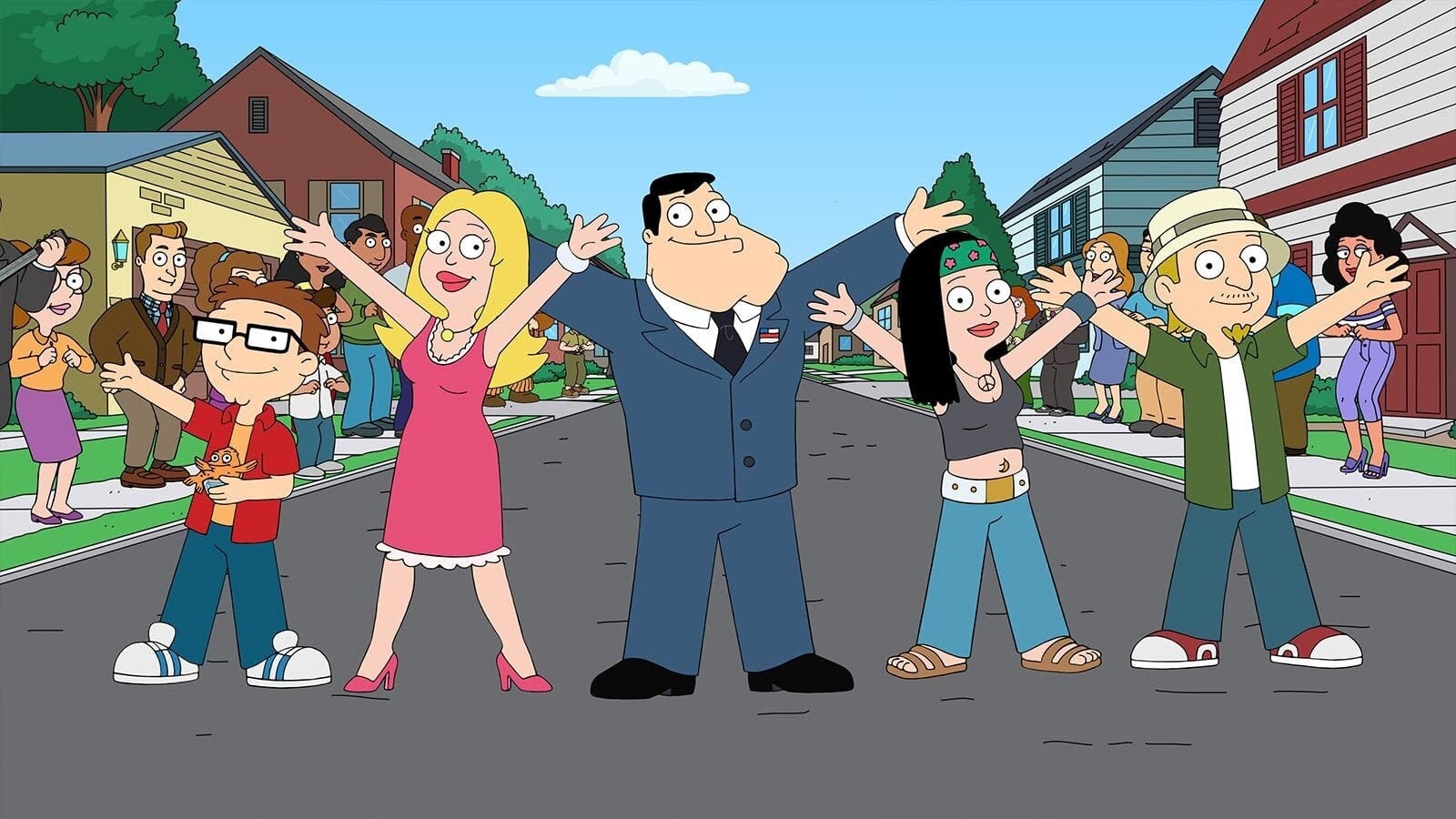 American Dad! Season 17 :Episode 23  300