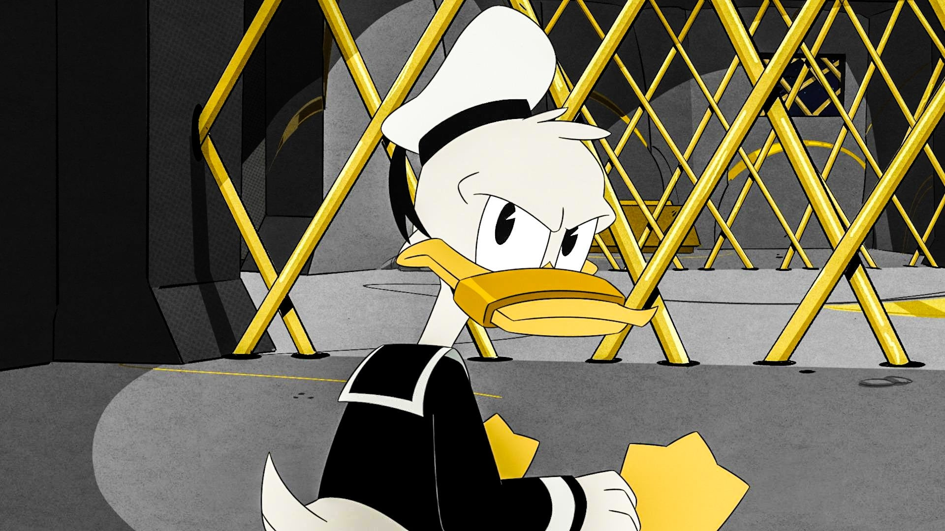DuckTales Season 2 :Episode 17  What Ever Happened to Donald Duck?!
