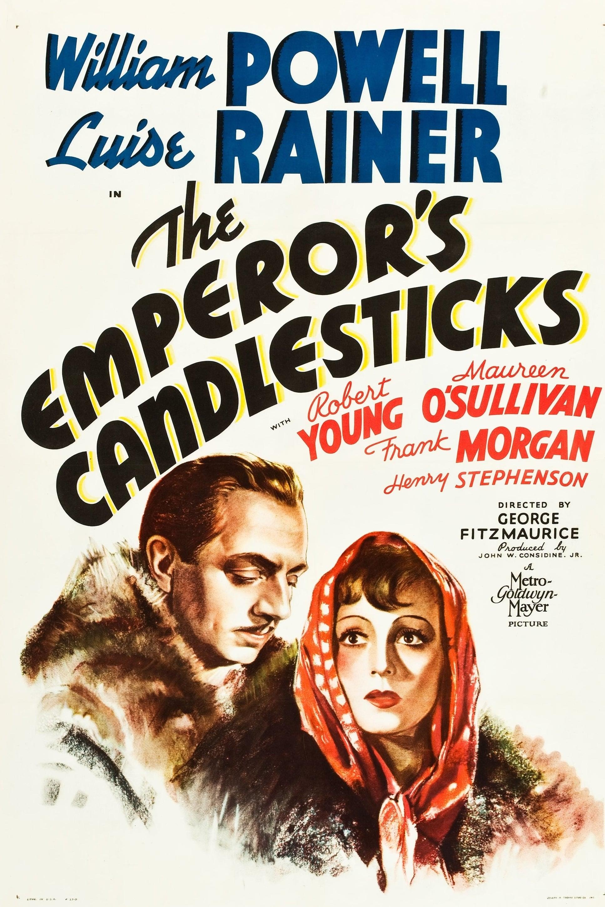 The Emperor's Candlesticks (1937)