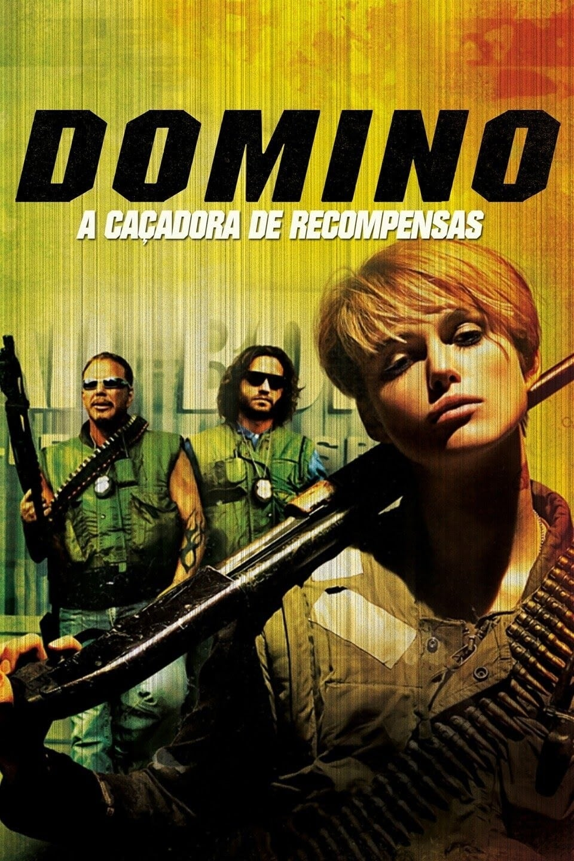 Domino, a Caçadora de Recompensas Dublado