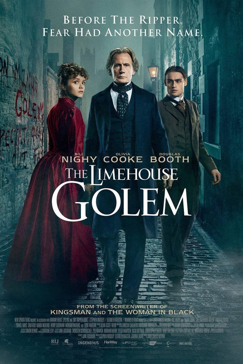 The Limehouse Golem / Ημερολόγιο Φόνων