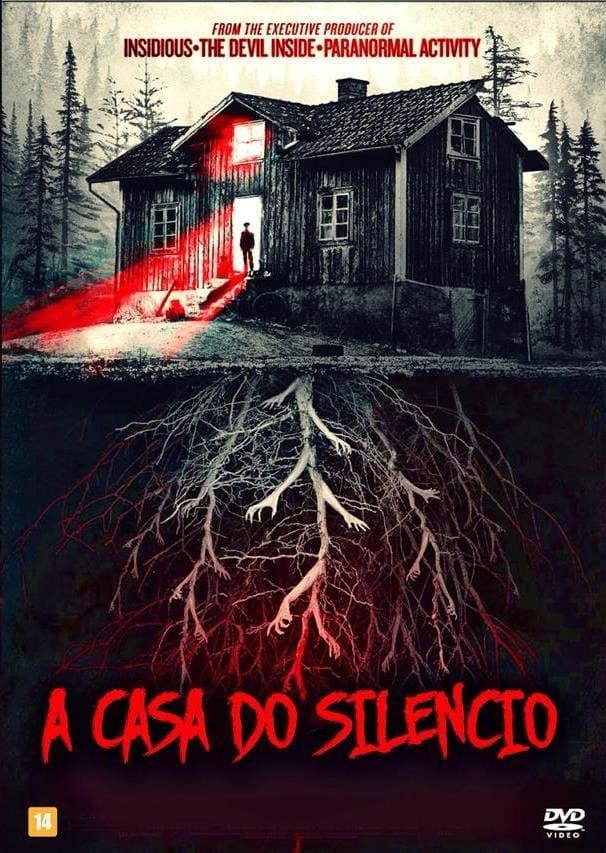 capa A Casa do Silêncio