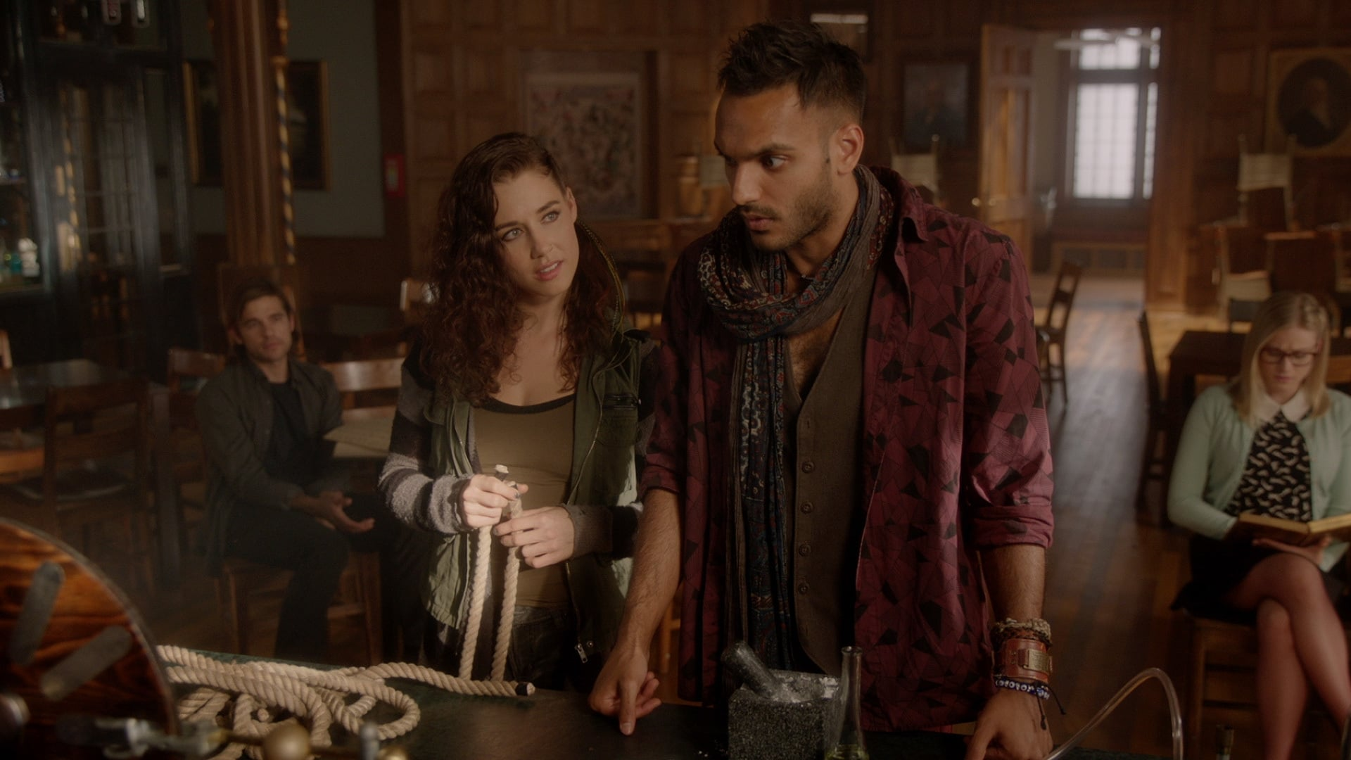 Watch The Magicians: 1x6 Episode Online For Free - Movie4u