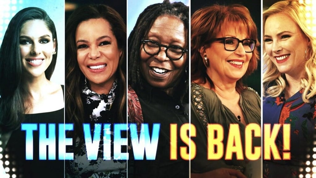 The View Season 23 :Episode 1  Hot Topics