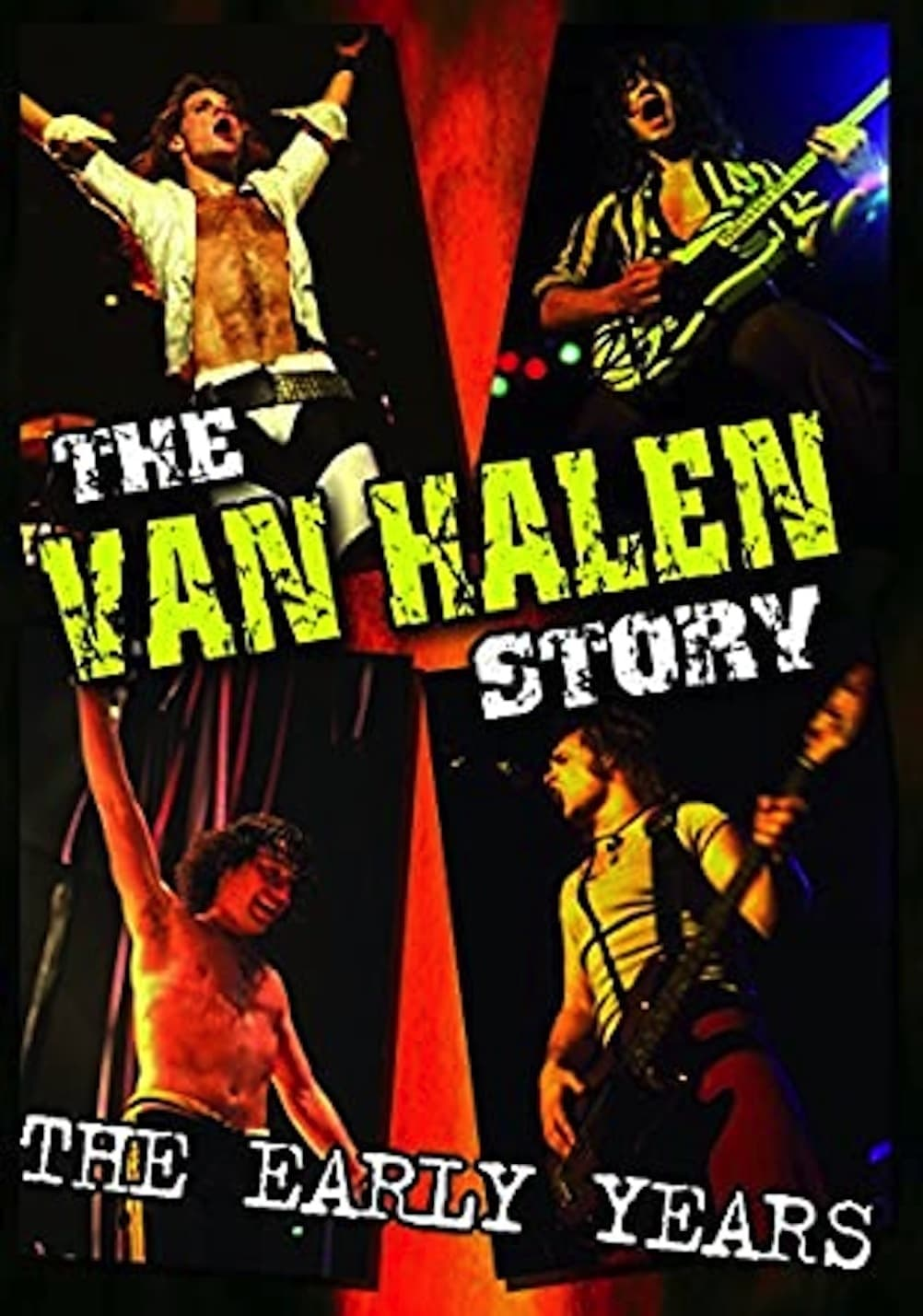 The Van Halen Story - The Early Years (2003)
