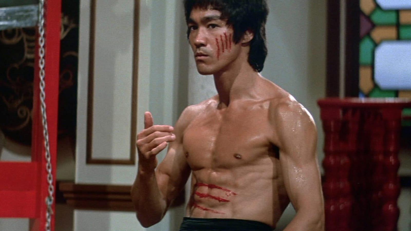 Enter the Dragon (1/3) Movie CLIP - Lee vs. OHara (1973