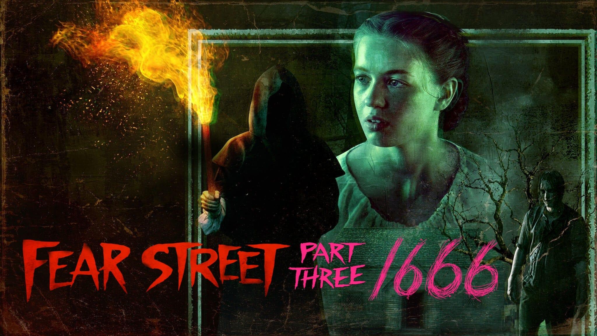 Οδός Τρόμου - Μέρος 3: 1666 (2021)