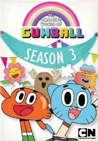 The Amazing World of Gumball Season 3