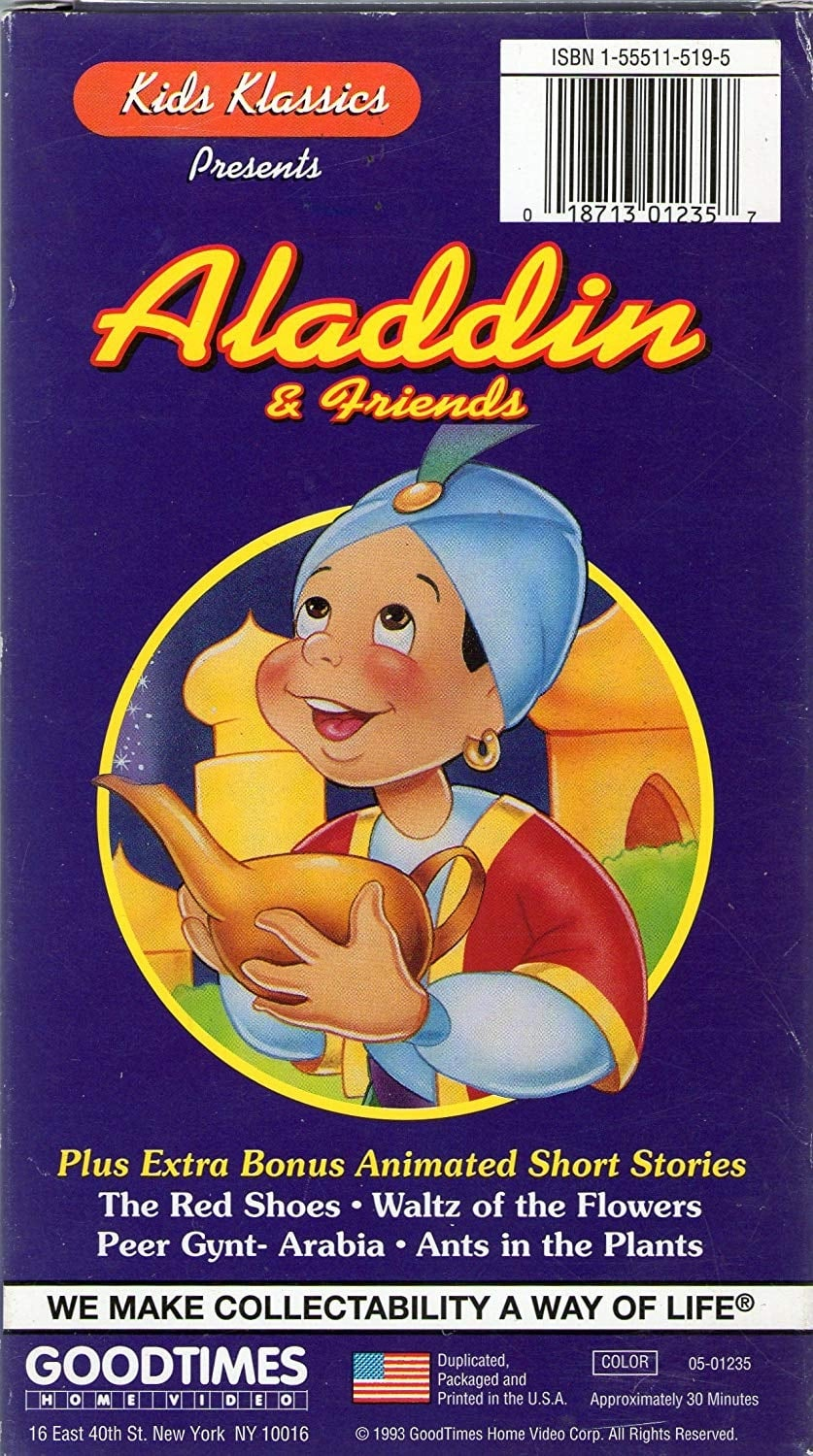 Aladdin & Friends (1993)