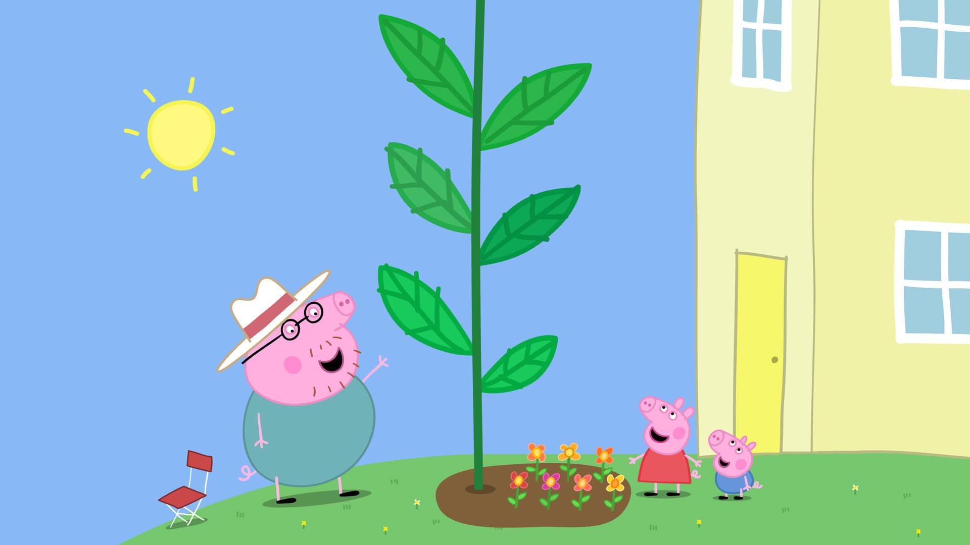 Peppa Pig Season 4 :Episode 12  Peppa and George's Garden