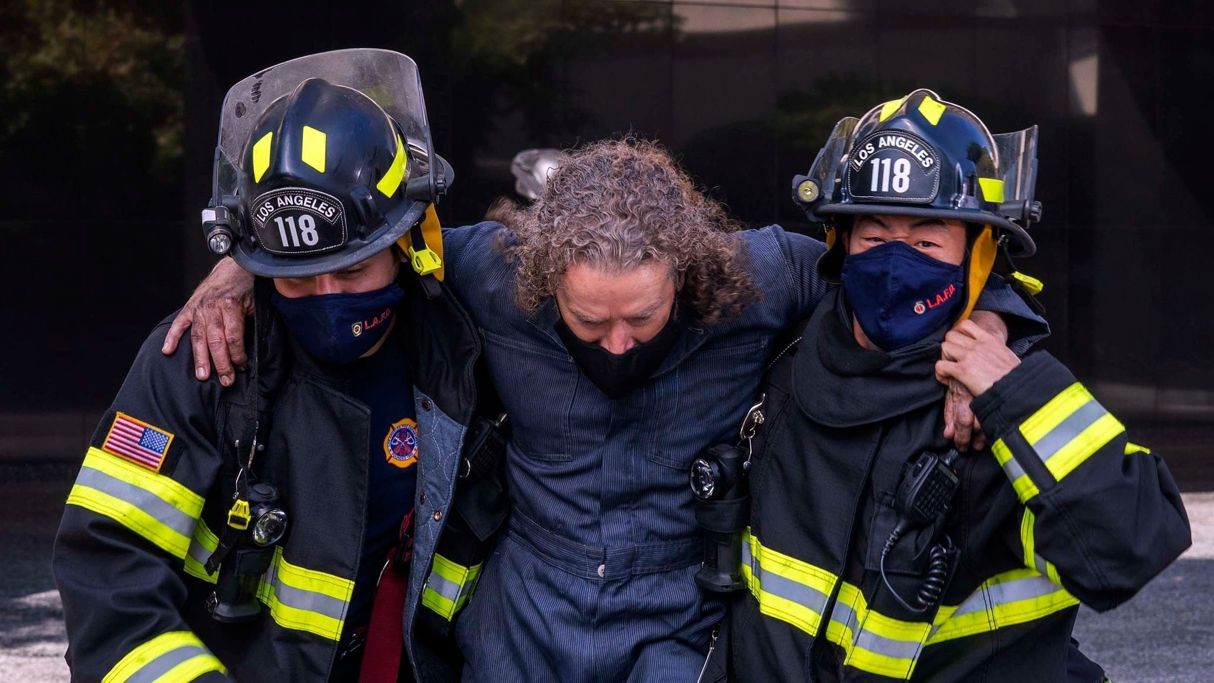 9-1-1 Season 4 :Episode 4  9-1-1, What's Your Grievance?