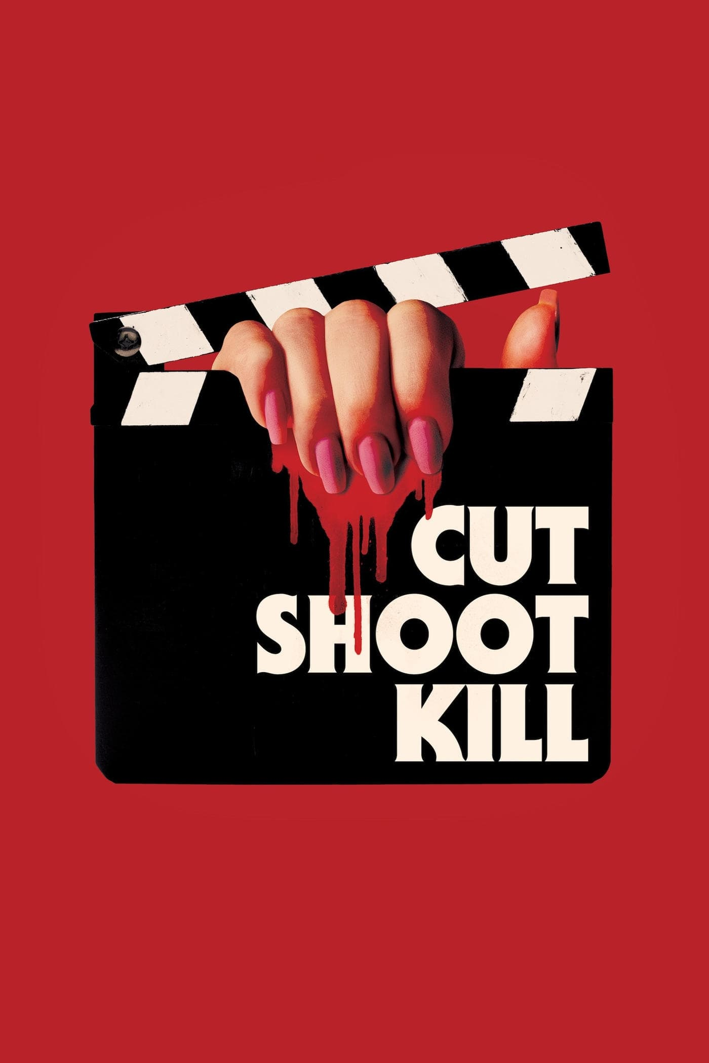 Póster Cut Shoot Kill
