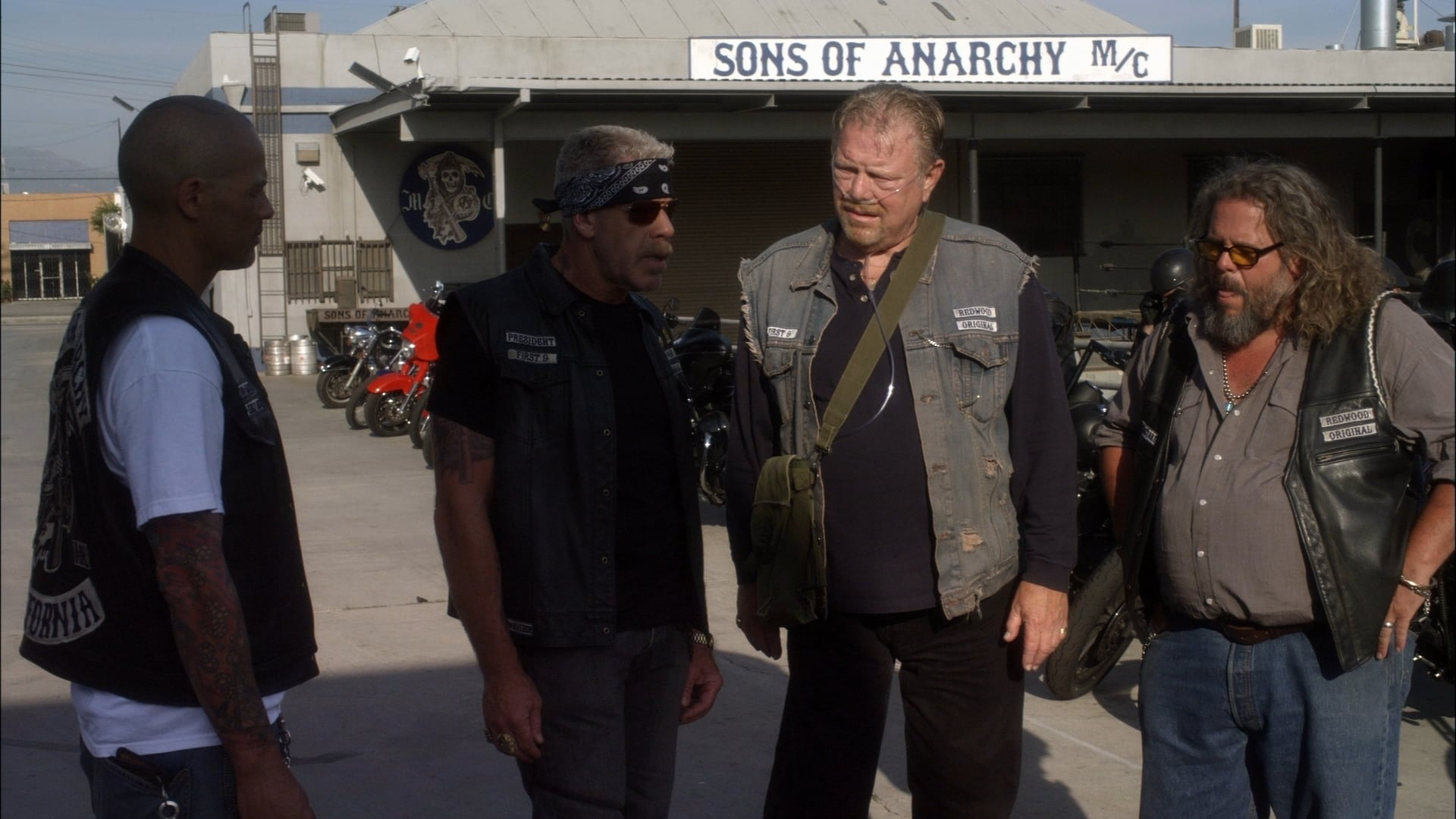 Sons of Anarchy saison 3 episode 5 streaming vf