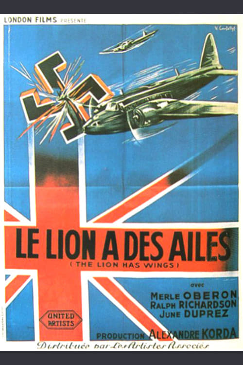 The Lion Has Wings (1939)