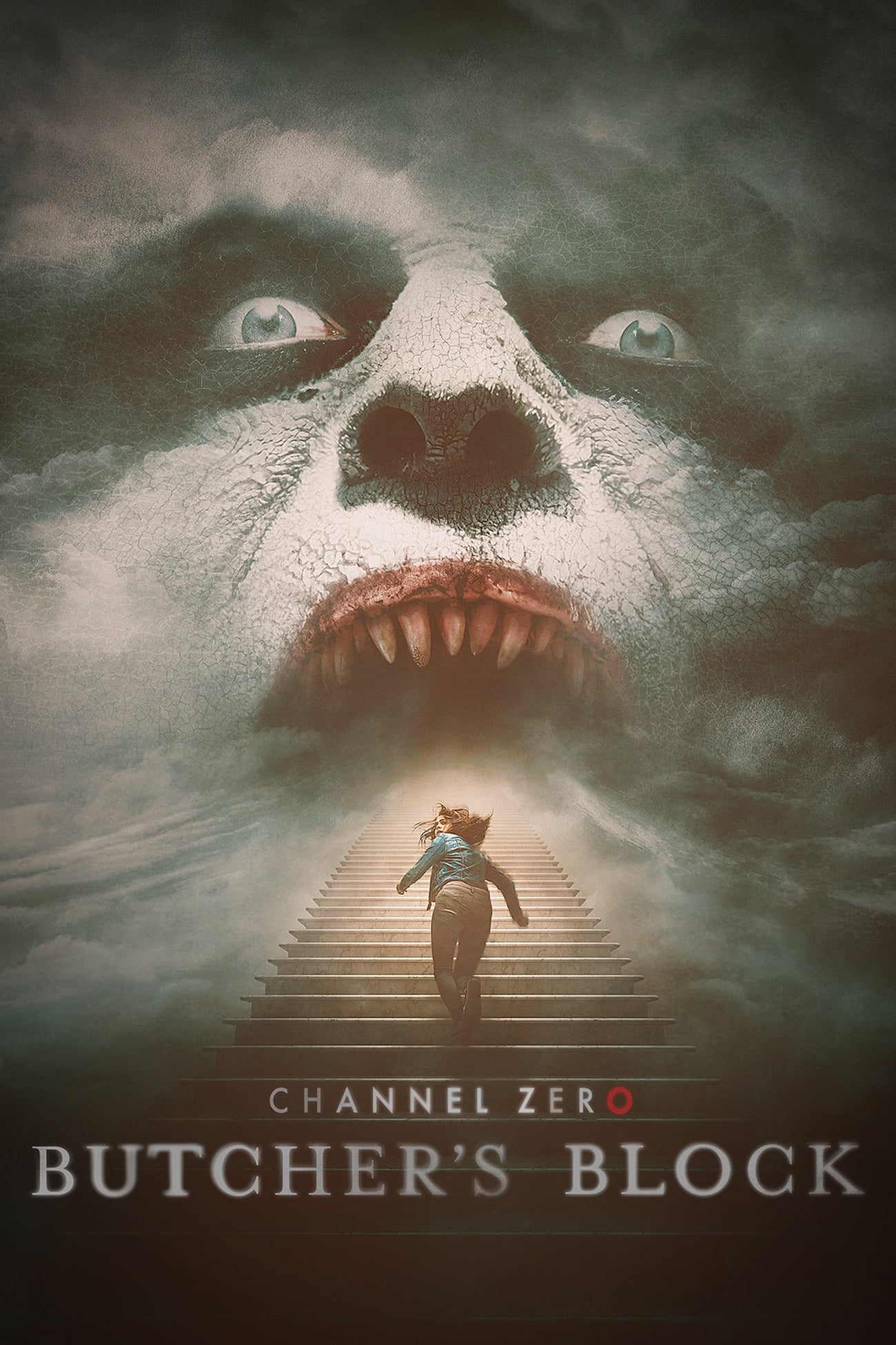Channel zero: No end House Poster