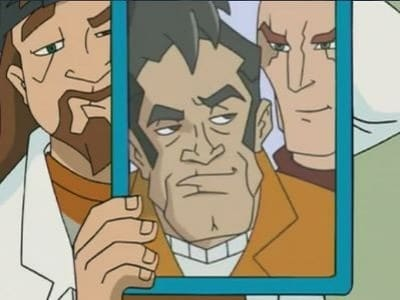 Jackie Chan Adventures Season 2 :Episode 9  Rumble in the Big House