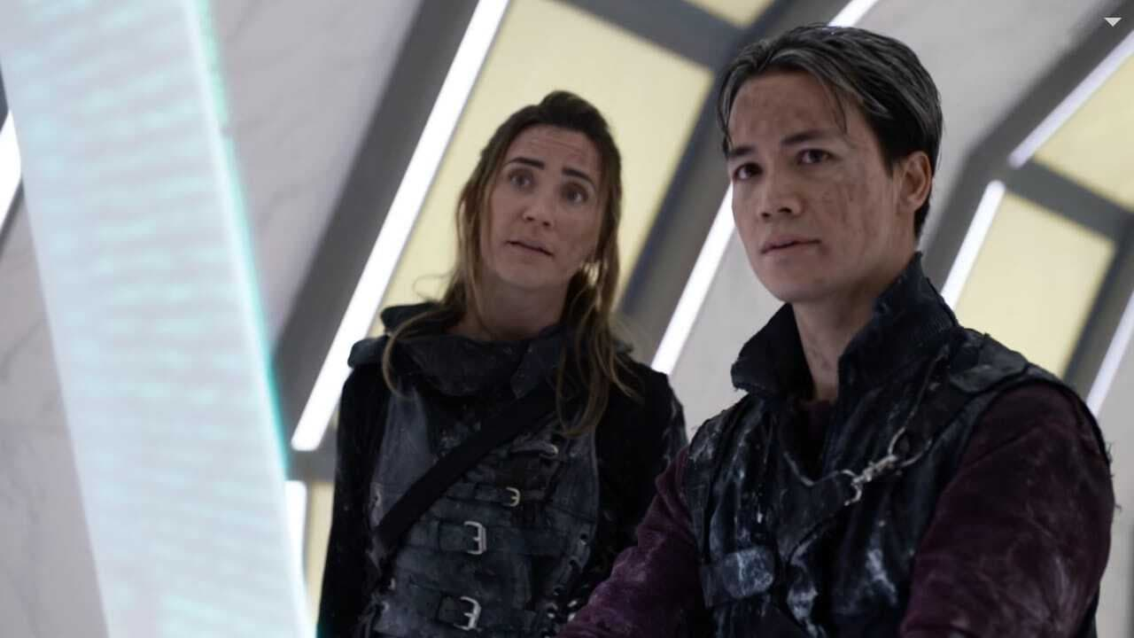 The 100 Season 7 :Episode 10  A Little Sacrifice