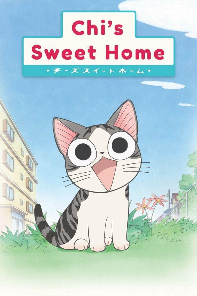 Kleine Katze Chi Poster