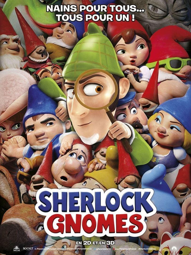 Sherlock Gnomes - Mator