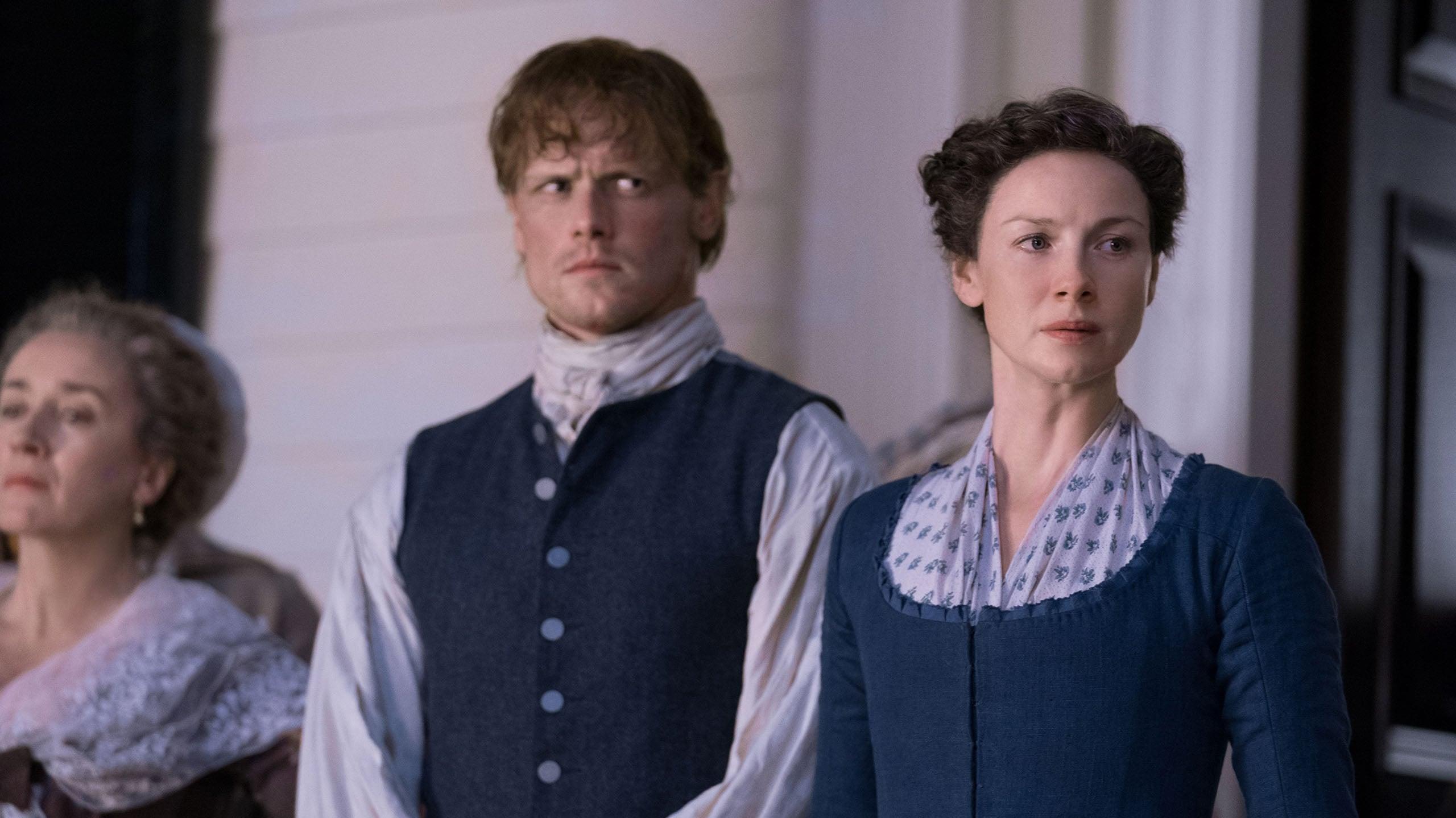 Outlander Season 4 :Episode 2  Do No Harm